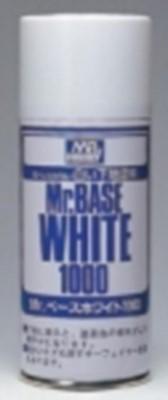 Mr. Base-White 1000 Spray, 180 ml, Grundierung