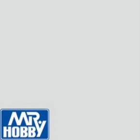 H08-silber-metallic, glänzend, Acryl, 10 ml