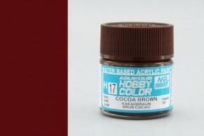 H17-kakaobraun, glänzend, Acryl, 10 ml