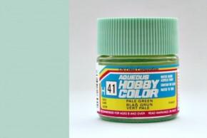 H41-blassgrün, glänzend, Acryl, 10 ml