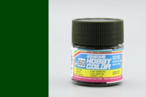 H60-IJA-grün, seidenmatt, Acryl, 10 ml