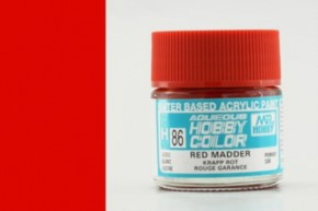 H86-krapp rot, glänzend, Acryl, 10 ml