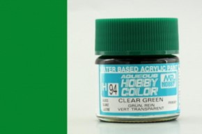 H94-grün, transparent, Acryl, 10 ml