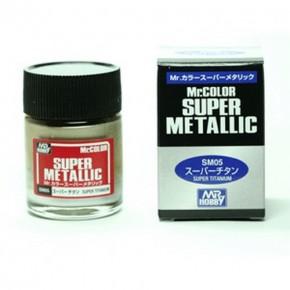 H1005-Super Titanium mit Verdünnung, 10 ml