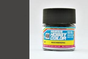 H458-Maschinengrau, matt, Alterungsfarbe, 10 ml