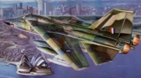 F-111C Aardvark