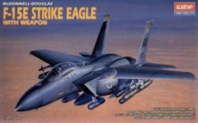 F-15E Strike Eagle W/Weapons