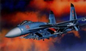 Sukhoi SU-27 Flanker B