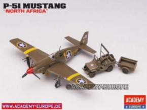 P-51 Mustang North Africa