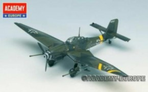 Ju-87G-2 Stuka Rudel