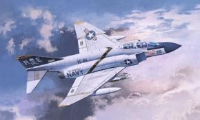 USN F-4J VF-84 JOLLY ROGERS  Lim. Ed. MCP