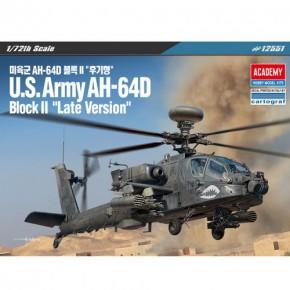 US Army AH-64D Block II, late version