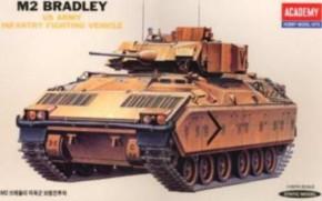 M2 Bradley IFV mit Inneneinr.