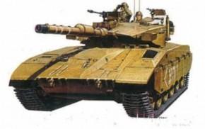 IDF Merkava MK III