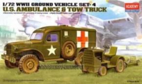 US Dodge Amb. +Traktor