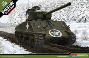 M4A3(76)W Battle of Bulge, limitiert