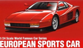 Europeaa Sports Car