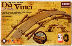 Da Vinci Arch Bridge