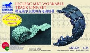 fr. Leclerc MBT workable track link set