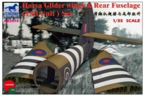 Horsa Glider Wing & Rear Fuselage Set