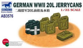 dt. WWII 20l Kanister