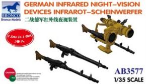 dt. WWII Nachtsichtgeräte