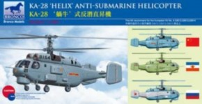 Ka-28 Helicopter