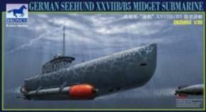 dt. Mini-U-Boot Seehund XXVIIB/B5