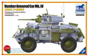 Humber Armored Car Mk.I, limited edition