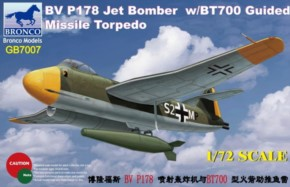 Blohm & Voss BV P178 Jet Bomber w/ BT700 GMT