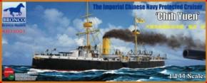 imp. chin. Navy protected Cruiser Chih Yuen