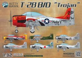 T-28 Trojan, Neuheit 02/16
