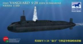 HMS-28 Vanguard SSBN Submarine