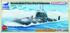 russ. Akula II Attack SubK335 Giepard