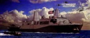 USS San Diego LPD-22