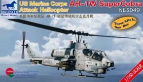 USMC AH-1W Super Cobra Attack