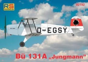 Bückers Bü 131A Jungmann