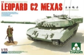 can. Leopard C2 MEXAS