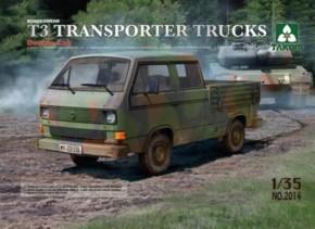 T3 Transporter Doka, Doppelkabine