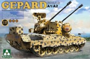 Flakpanzer 1 Gepard SPAAG A1/A2
