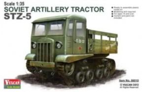 sov. Artillery Tractor STZ-5