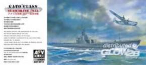 U-Boot Gato 1943