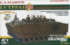 LVTP 5, Multipurpose Amphibious Vehicle