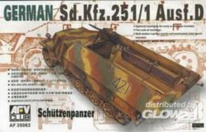 Sd.Kfz. 251/1 Ausf. D Schützenpanzer