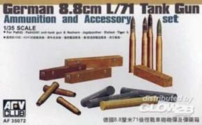 Munitions-Set für Pak 43/41