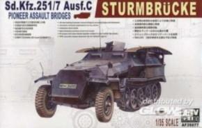 Sd.Kfz. 251/7 Ausf. C, Sturmbrücke