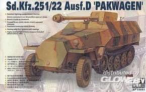 Sd.Kfz. 251/22 Ausf. Pakwagen
