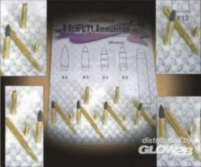 8,8cm 1/71 metal ammunitions