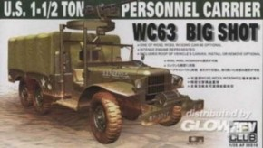 WC63 1,5ton 6x6 Troop Carrier