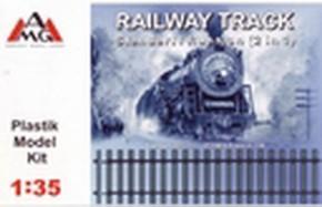 Railway track (Standard/Russian 2in1), limitiert